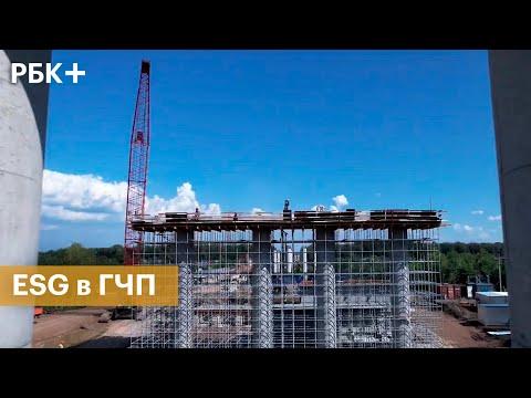 Инфраструктурные проекты и ESG
