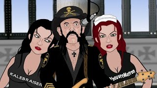 "Cooking Hostile 5 - Motorhead ""Ace of Spades"" (Parody)"