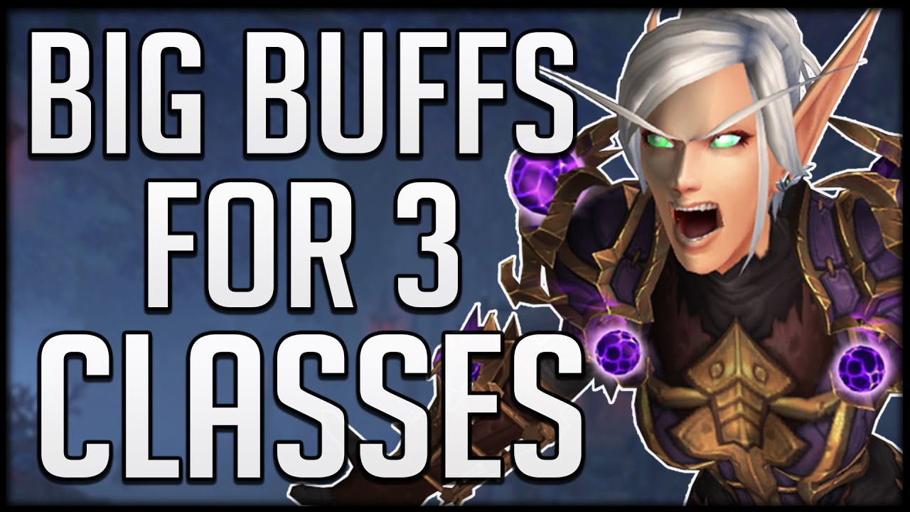 SignsOfKelani - BIG BUFFS COMING For These Classes - But Will It Be Enough?