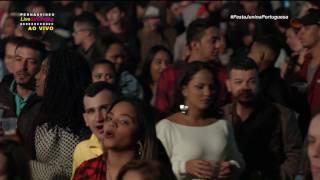 Transmissão Live Festa Junina da Portuguesa, João Bosco & Vinicius, Falando Serio