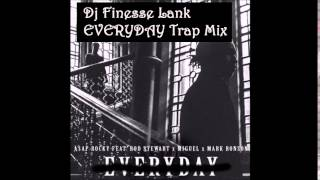 A$AP Rocky - Everyday Trap Mix ft. Rod Stewart, Miguel, Mark Ronson