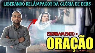CHAMADA PARA A LIVE, ÁS 15:00 HORAS - ORAÇÃO QUE LIBERA RELÂMPAGOS E RAIOS DA GLÓRIA DE DEUS