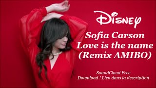 Sofia Carson - Love Is The Name (Remix)