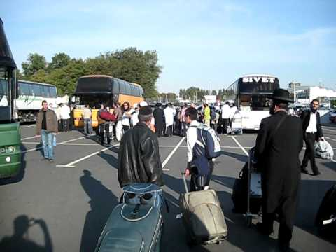 Arrival In Kiev Rosh Hashanah 2011
