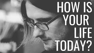 How is your life today - Porcupine Tree (Cover by ZAV)