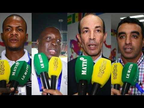 Video : Jeux africains : la parole aux journalistes africains