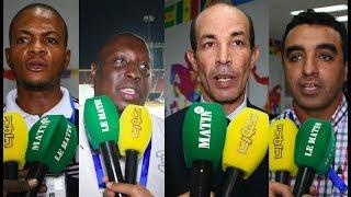 Jeux africains : la parole aux journalistes africains