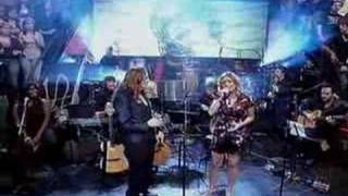 Ana Carolina e Luiza Possi  - Escuta (Ao  Vivo)
