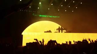 Axwell Ingrosso Sun is shining MEO ARENA LIVE