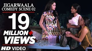 JIGARWAALA - Comedy Scene [ 02 ] - Dinesh Lal Yadav & Amrapali width=