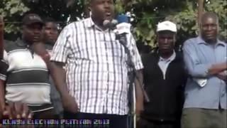 Sisi Pia Tuko Na Makende Mbili, Waki Iba Kura Tena, Wacha Kiumane