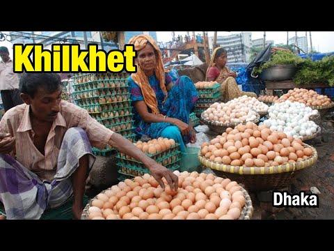 Khilkhet Bazaar