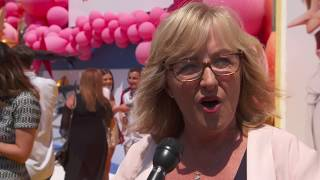 Despicable Me 3 World Premiere Los Angeles Interview Janet Healy (official video)