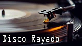 Disco Rayado - Efecto Sonido