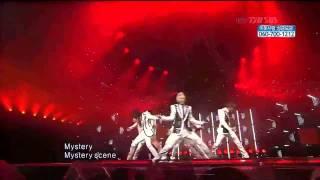 BEAST (B2ST) - Mystery (white live)