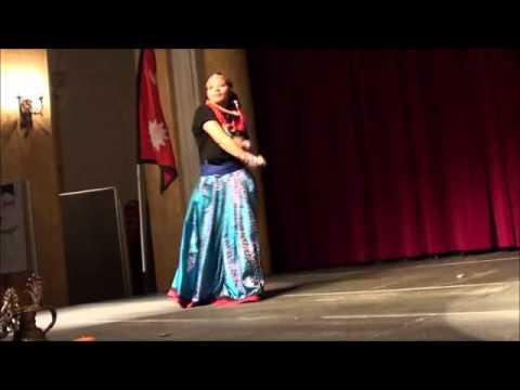 NEPAL Folk Dance