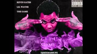 "Kevin Gates ""Get You Some"" (Explicit) Ft Lil Wayne & The Game (NEW 2016)"