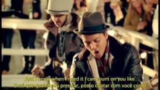 Bruno Mars - Count On Me Legendado[Inglês/Português]