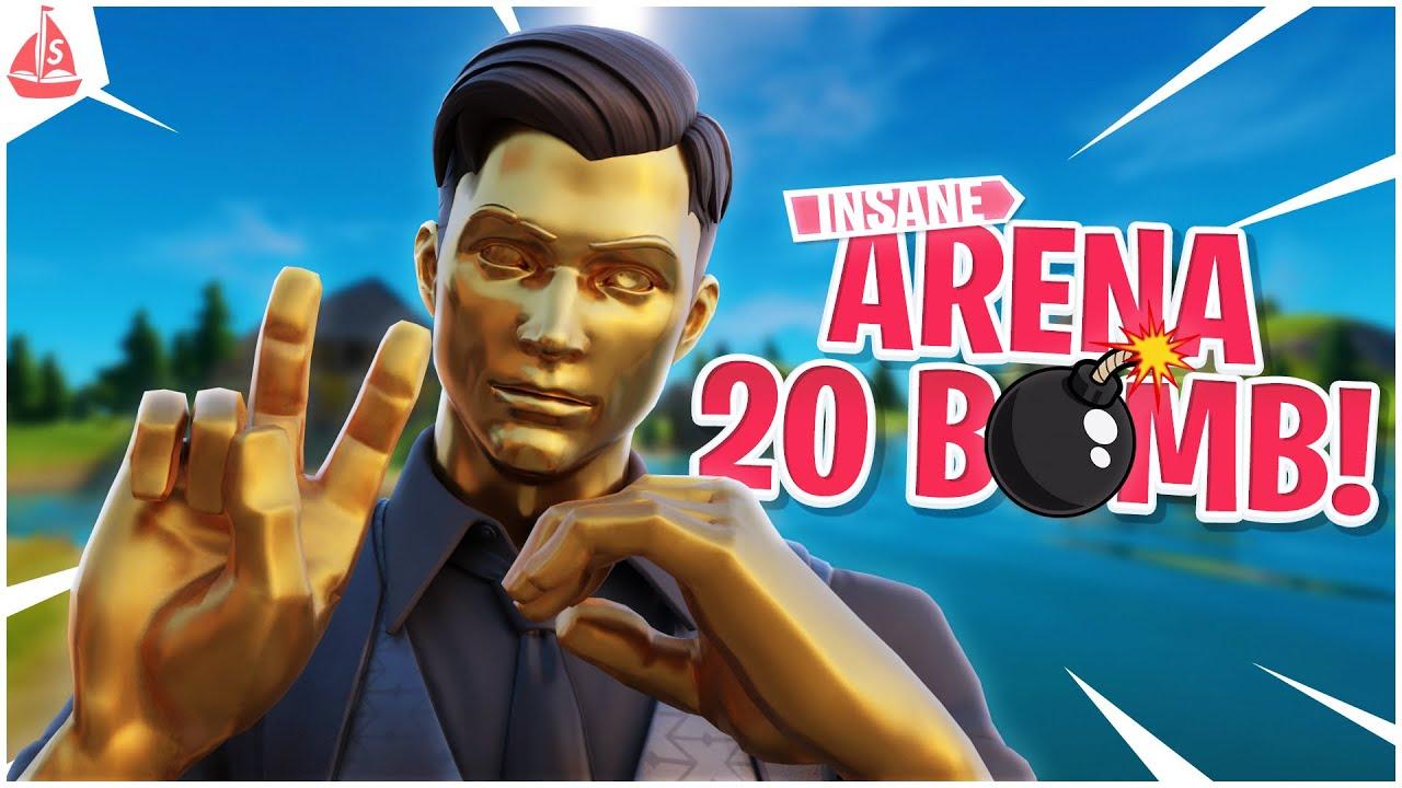 Ship - Arena 20 Bomb (40,000 Arena Points)