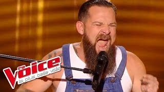 Will Barber - « Another Brick In the Wall » (Pink Floyd) | The Voice France 2017 | Blind Audition