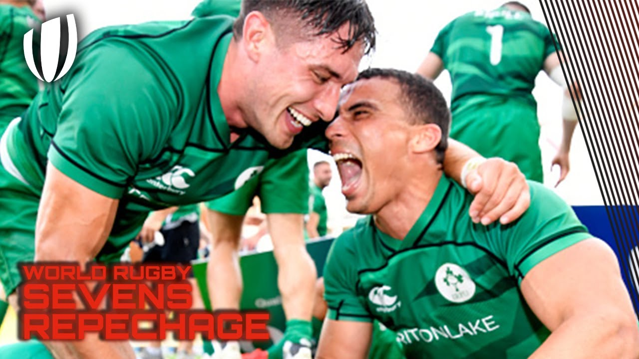 Ireland Secure Olympic Spot | Rugby 7s Olympic Qualifier Final