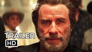 THE POISON ROSE Official Trailer (2019) John Travolta, Morgan Freeman Movie HD