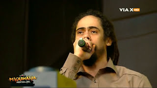 Damian Marley - Searching - Maquinaria Festival Chile 2011