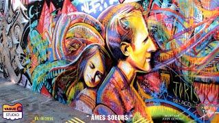 ÂMES SOEURS / STREET ART / JORIS DELACOUR ET SCYLLA