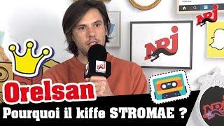 Orelsan: «Avec Stromae on se complète» #NRJ