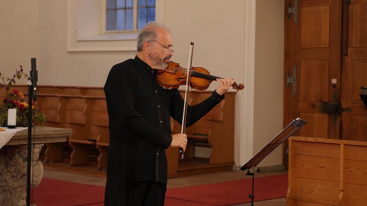 Bach Partita II in d-moll BWV 1004