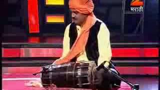 Krishna musale dholki jugalbandi performance