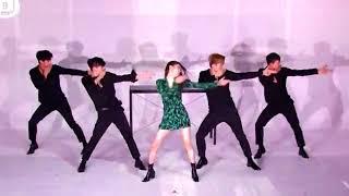 선미 (Sunmi) - 가시나 (GASINA) 안무영상 거울모드 Mirrored Dance