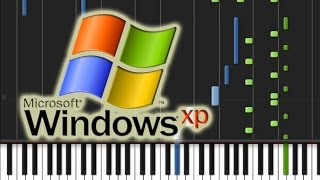 Windows OS Sounds Piano Cover