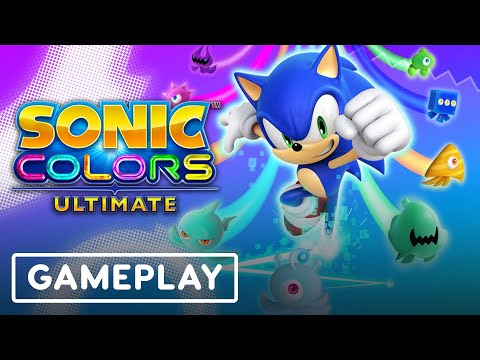 WTFF::: Sonic Colors: Ultimate first gameplay