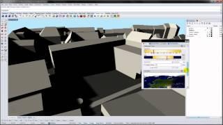 Shadow studies in Rhino 5