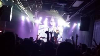 Crywolf - Rising, Rising - live at Cervantes Denver 2016