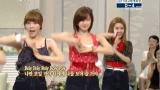 T-ara - Roly Poly (real HD) OFFICIAL MUSIC VIDEO