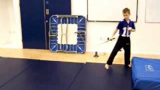 New bo form - practice session - Josh Meek