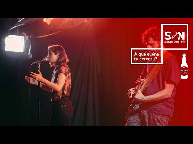 Video de Maria Arnal i Marcel Bagés en directo tocando ''Tú que vienes a Rondarme'' para Oh! My Lol Son Estrella Galicia.