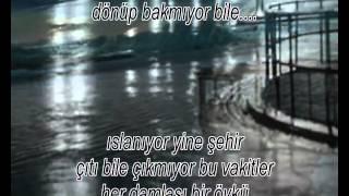 Sensiz Şehrimin Gözyaşları - Ahmet Ormancı