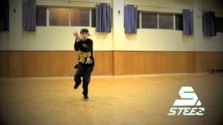 Rui Alves | Usher - Superstar Choreography