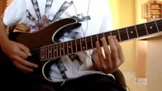 Miss May I - Masses Of A Dying Breed (guitar cover) w/HQ Audio *NEW SONG*