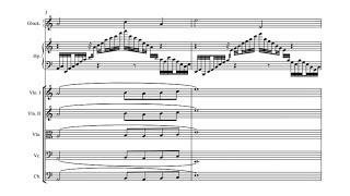 "Enej L. Šinigoj - ""The Swallow's Flight"" for mixed ensemble (VIDEO REQUEST)"