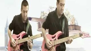 Carrousel rondo veneziano metal guitar guitare .mpg