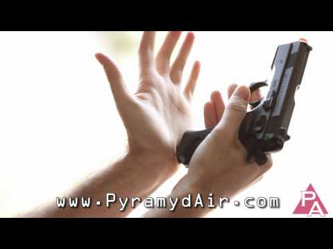 Video: Aftermath CZ75D CO2 Blowback Pistol Review - Chrono & Loading | Pyramyd Air