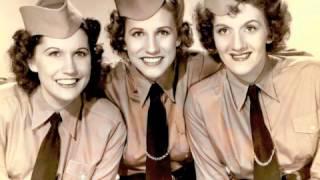 Bei Mir Bist Du Schoen - Andrews Sisters (Cover)