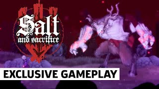 Salt and Sacrifice Exclusive Extended Gameplay - Play For All 2021