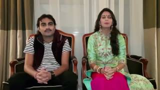 Kinjal Dave & Jignesh Kaviraj   Jiv thi vali mari Janudi   Interview   Latest Jignesh Kaviraj Movie