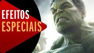 Efeitos Especiais em Filmes de Heróis | 5 Vídeos Absurdos
