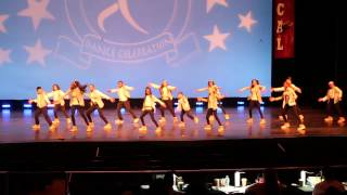 Hip Hop Dance Routine (10-13yrs) - J STARZ - Kids Hip Hop Competition